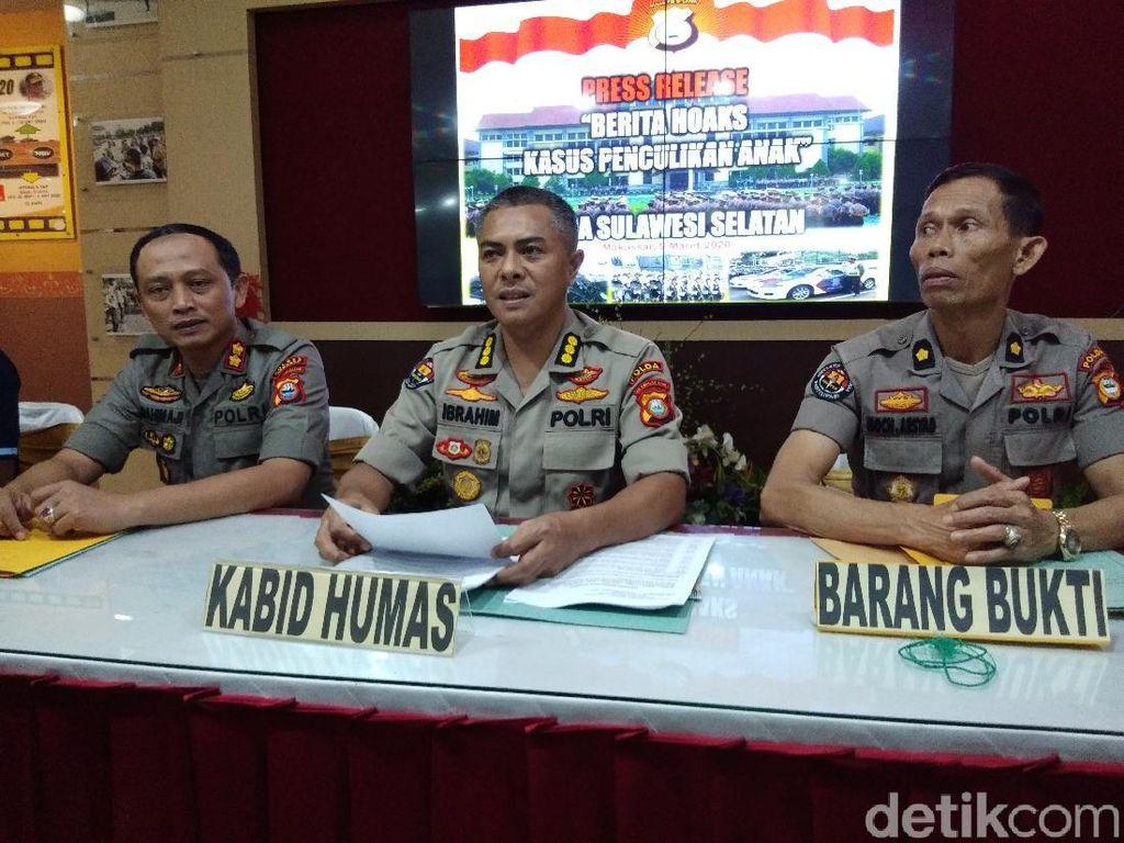 Siswi SMP di Sulsel Prank Diculik, Polisi: Terinspirasi Cerita Sinetron