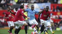Gol-gol Man United yang Pecundangi Man City