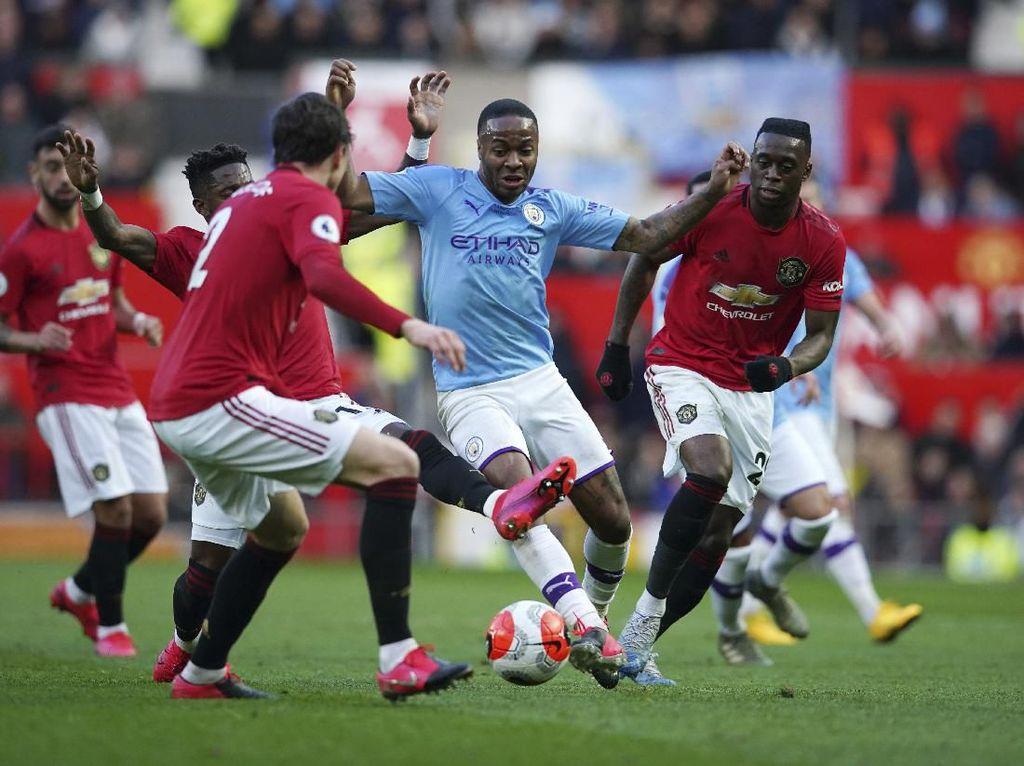 8 Fakta Usai Derby Manchester di Old Trafford