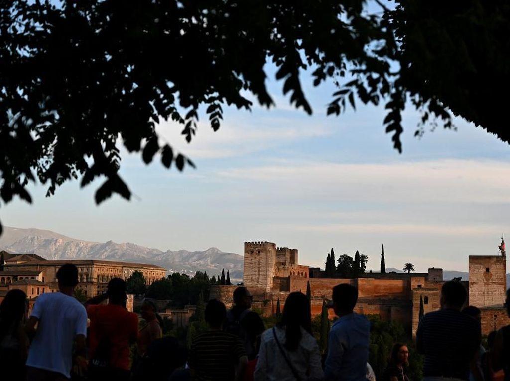 Mantap! Sistem Tiket Baru Alhambra di Granada Lebih Ramah untuk Backpaker
