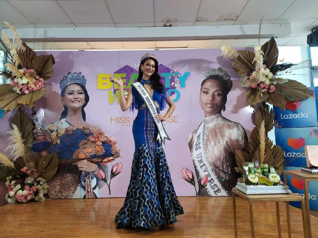 Jadi Putri Indonesia 2020, Ini Sosok yang Menginspirasi Ayuma