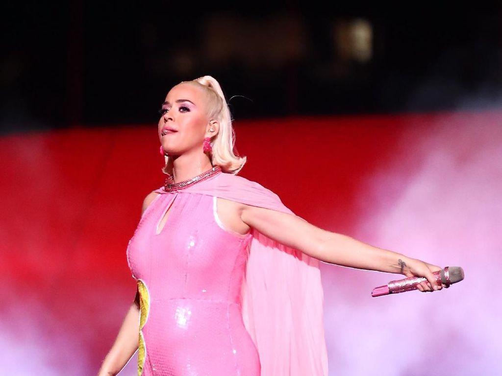 Hamil Saat Pandemi Corona, Katy Perry Curhat soal Depresi