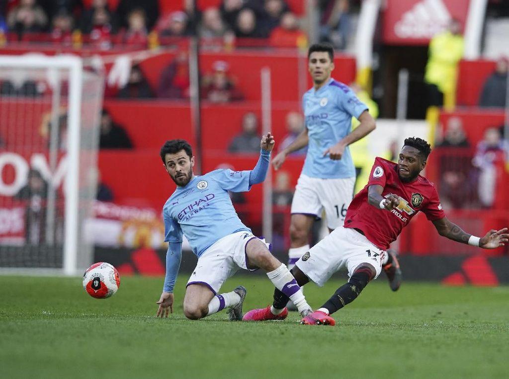 Bernardo Silva: Man City Tidak Bisa Diterima, Performa yang Sangat Buruk