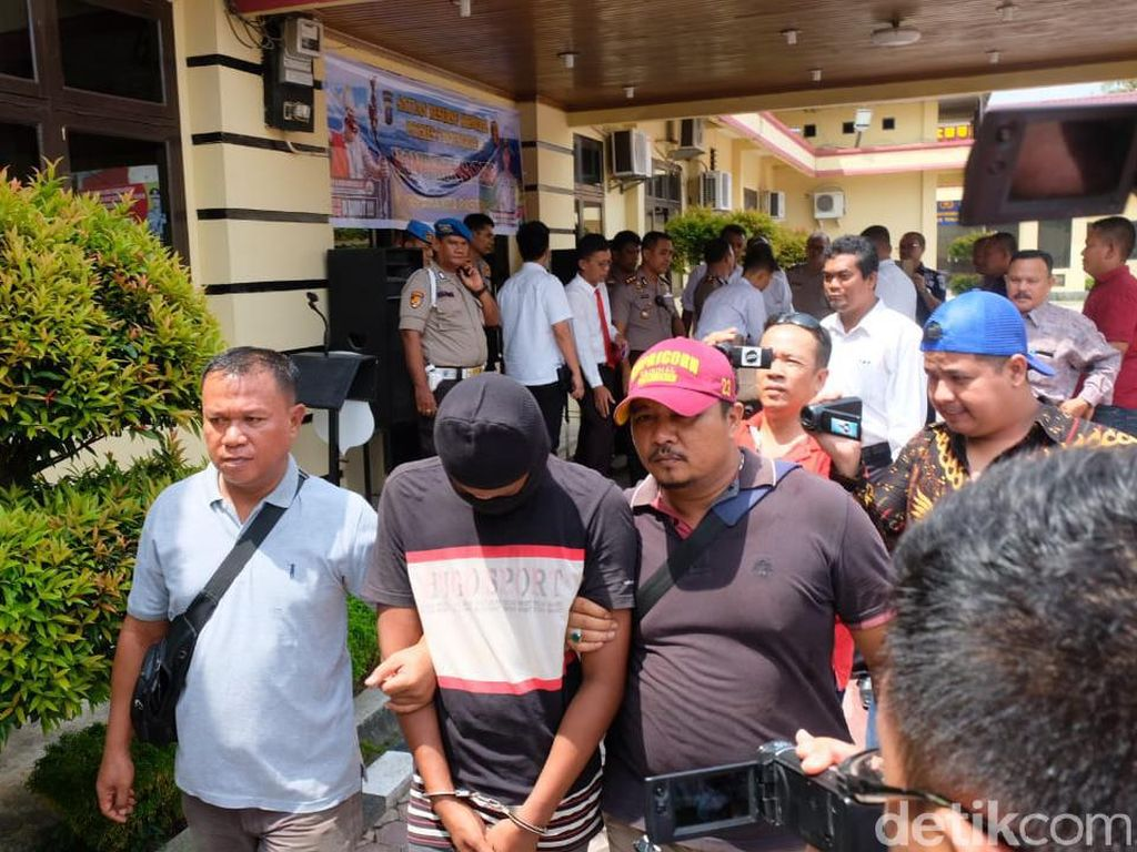 Pembunuh-Pemerkosa Siswi MTs Tanjungbalai Ternyata Paman Korban