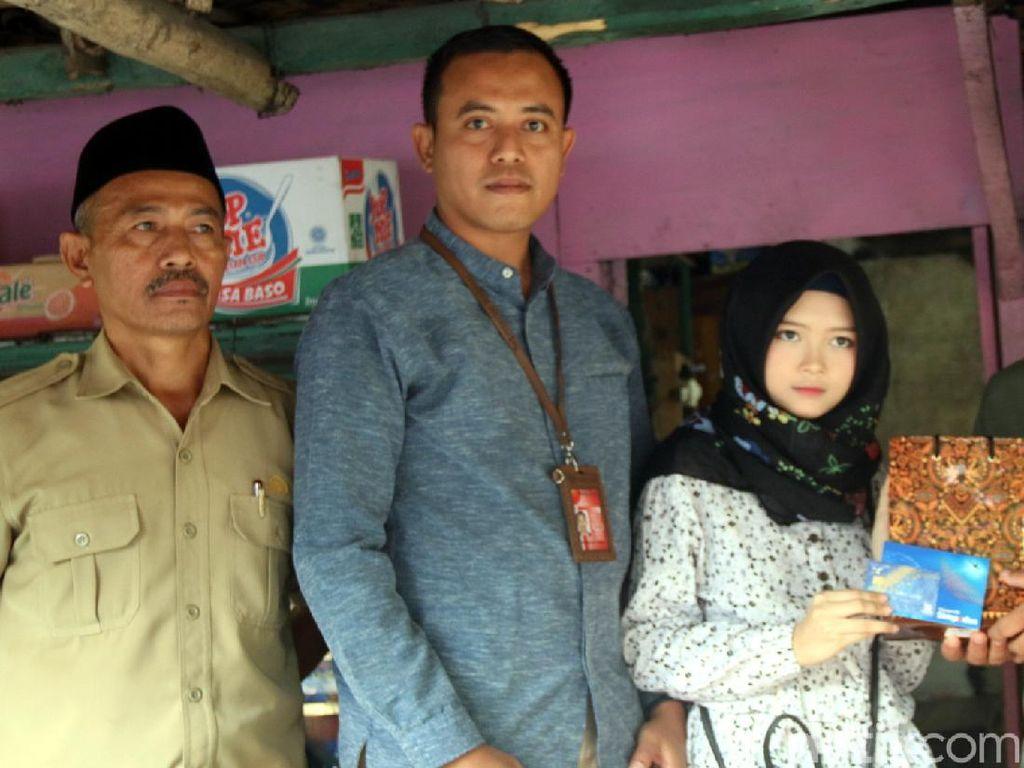 Terkesan pada Kisah Febby, Presiden Jokowi Kirim Utusan