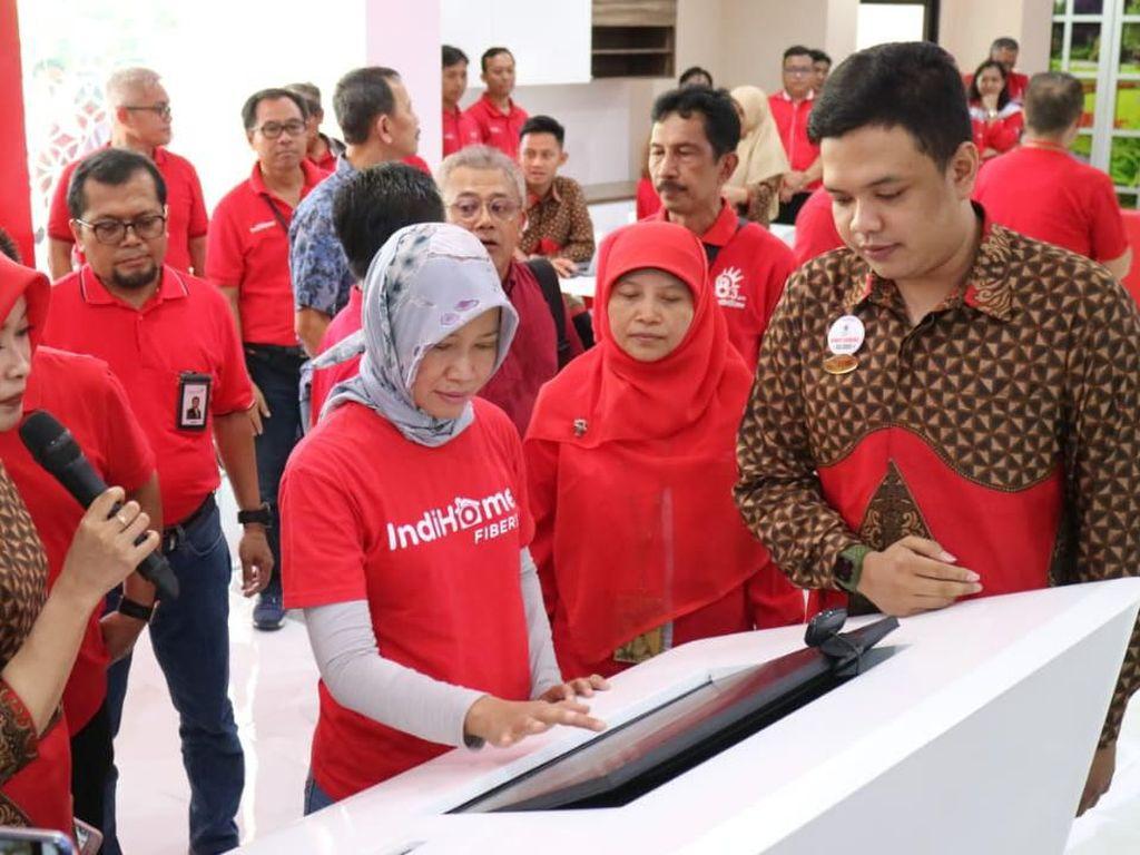 Permudah Layanan, Telkom Hadirkan Plasa Digital di Yogyakarta & Solo