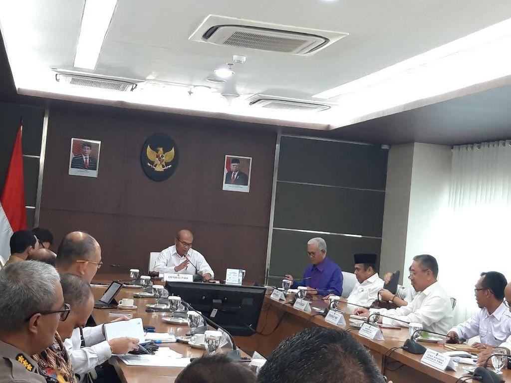 Video: Menteri-menteri Rapat Bahas Revisi Libur dan Cuti Bersama
