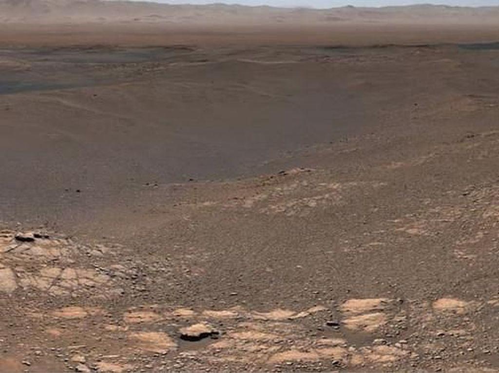 Robot NASA Gagal Menggali Permukaan Mars