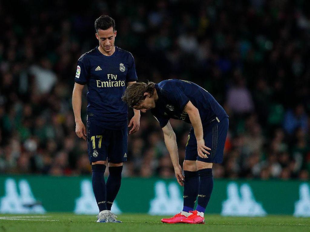 Casemiro: Dikalahkan Betis, Madrid Bisa-bisa Gagal Juara