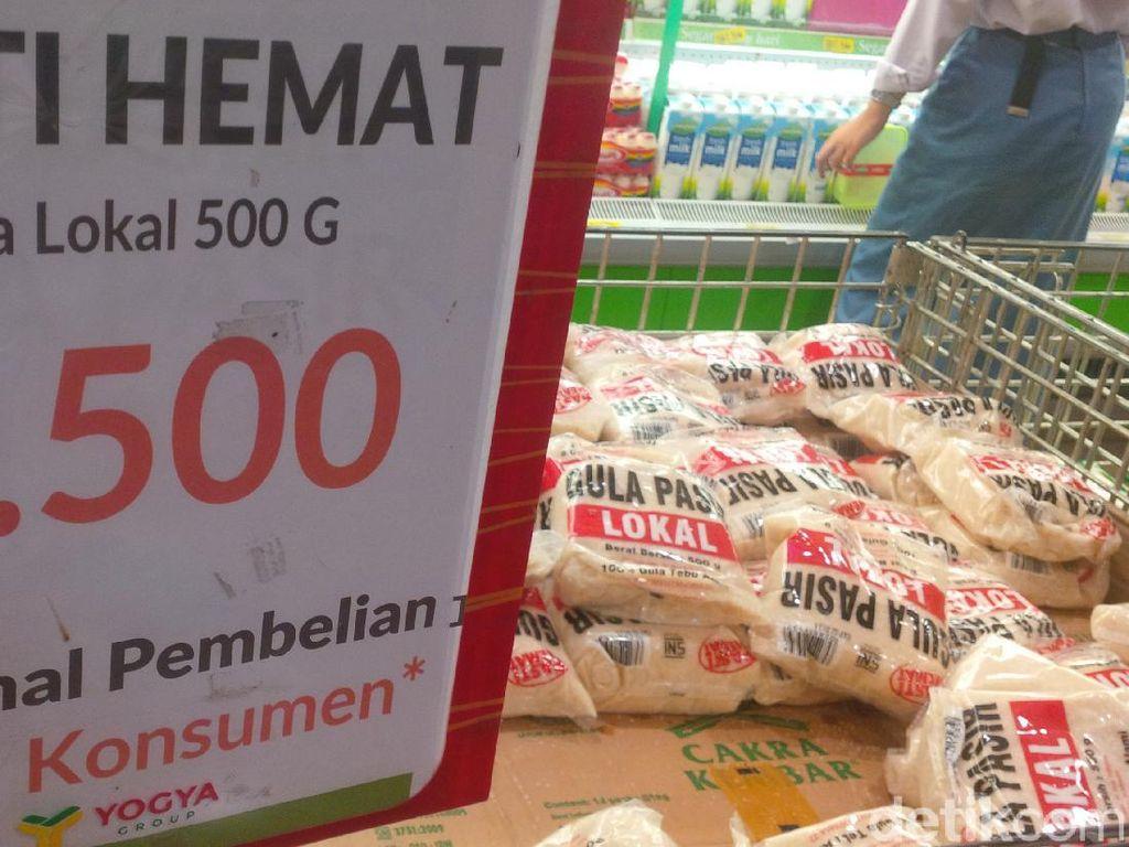 Gula Pasir Langka dan Mahal di Pasar Cirebon