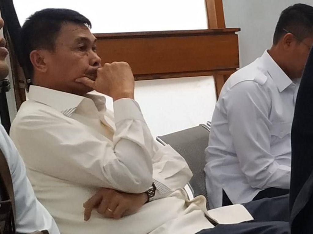 Pimpinan KPK Turun Gunung di Praperadilan Eks Sekretaris MA