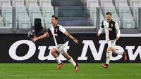 Juventus Vs Inter Milan: Bianconeri Kalahkan Nerazzurri 2-0