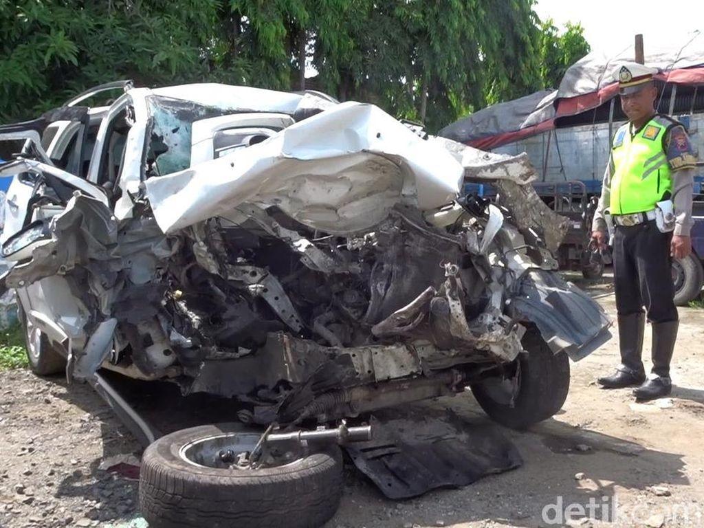 Pekan Lalu, 1.234 Kecelakaan Terjadi di RI, 210 Nyawa Melayang
