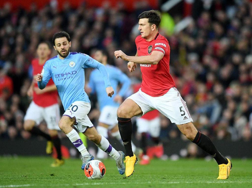Semifinal Piala FA: Kans Derby Manchester atau Derby London di Final