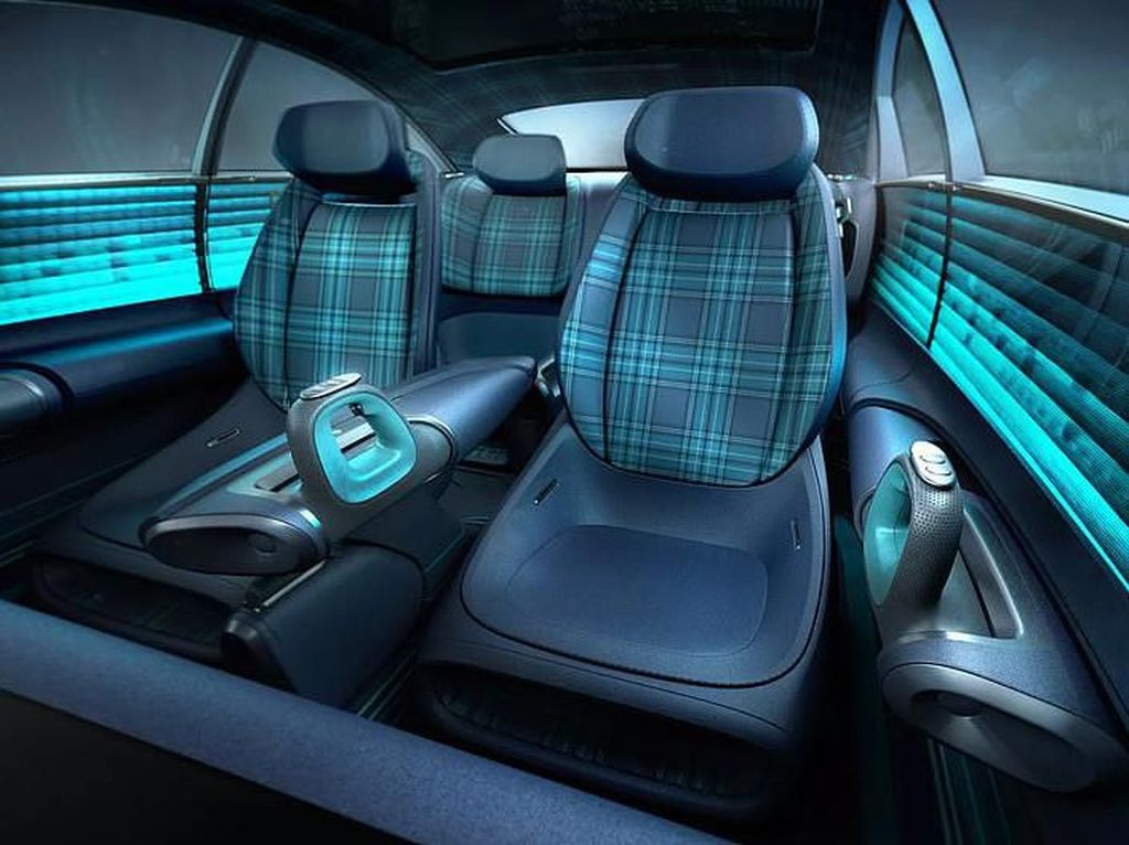 Setir Sudah Kuno, Mobil Listrik Hyundai Ini Pakai Joystick