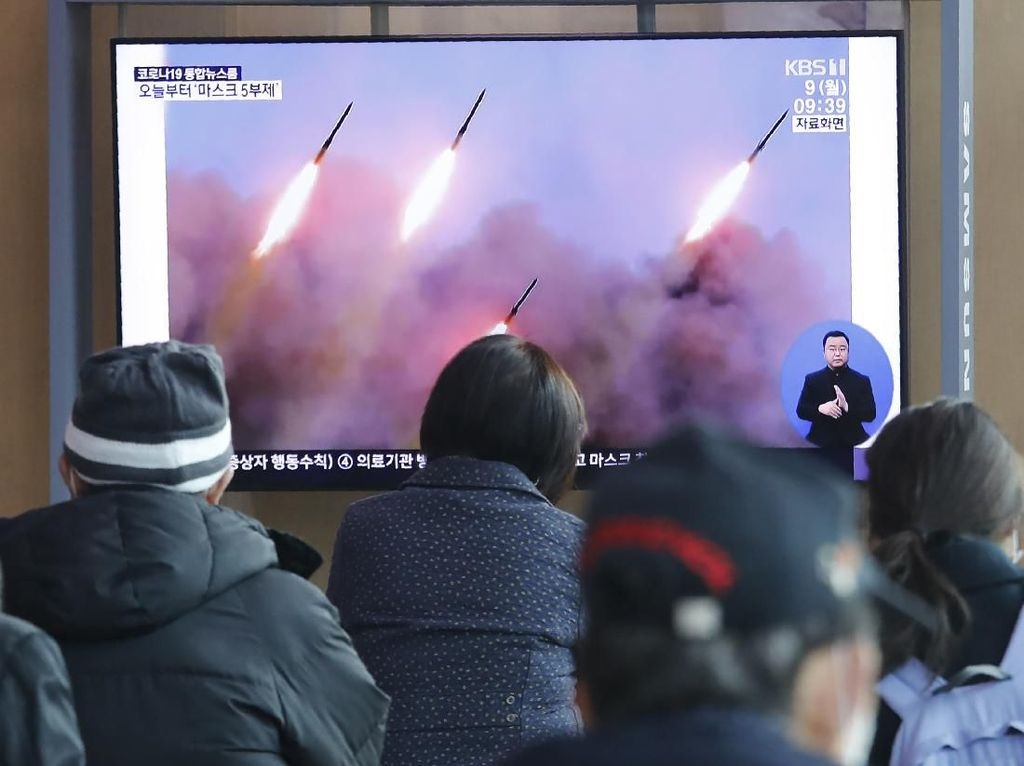 PBB: Korea Utara dan Korea Selatan Melanggar Gencatan Senjata