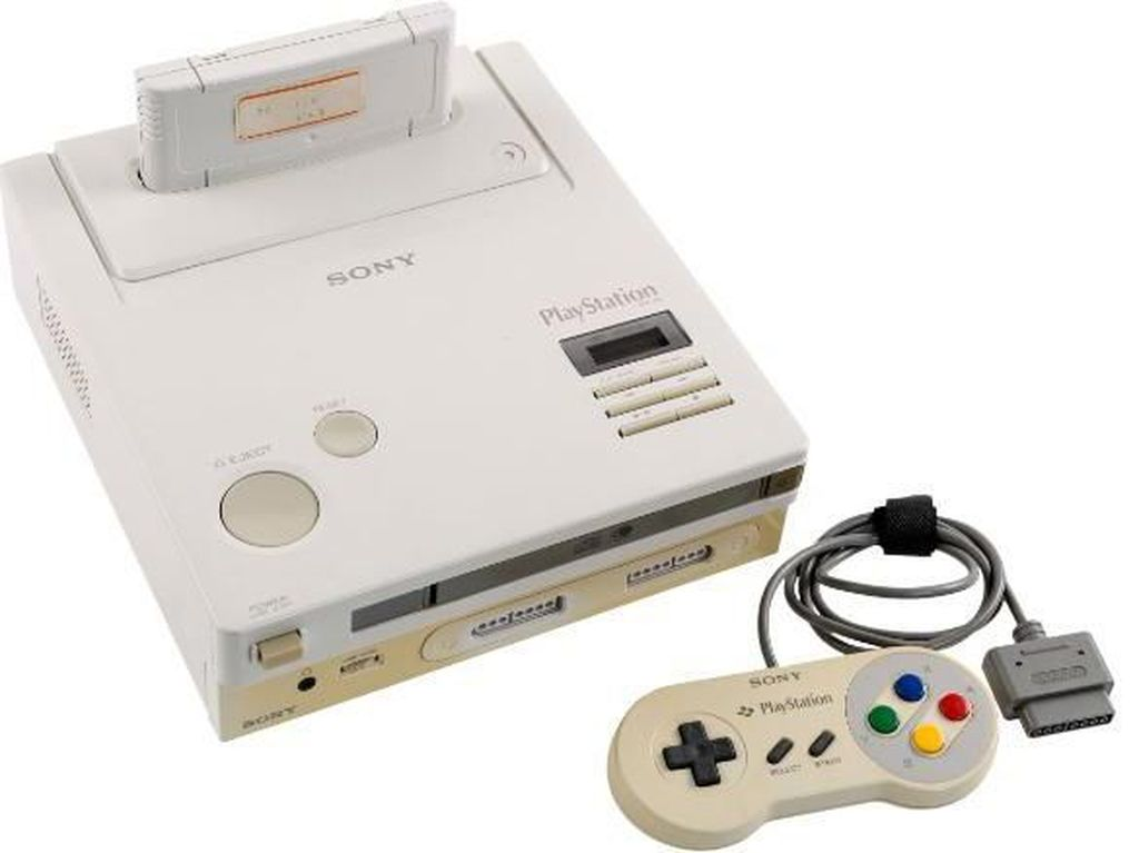 Nintendo PlayStation Langka Terjual Rp 5,2 Miliar