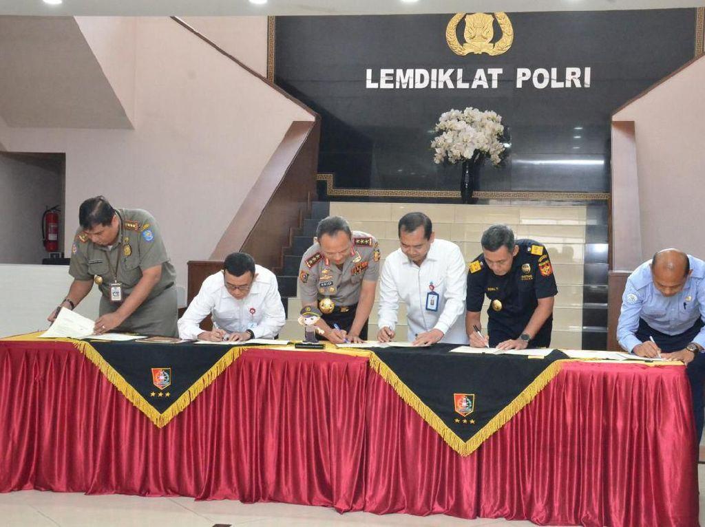 KKP-Pemda Maluku Gandeng Lemdikpol Latih PPNS