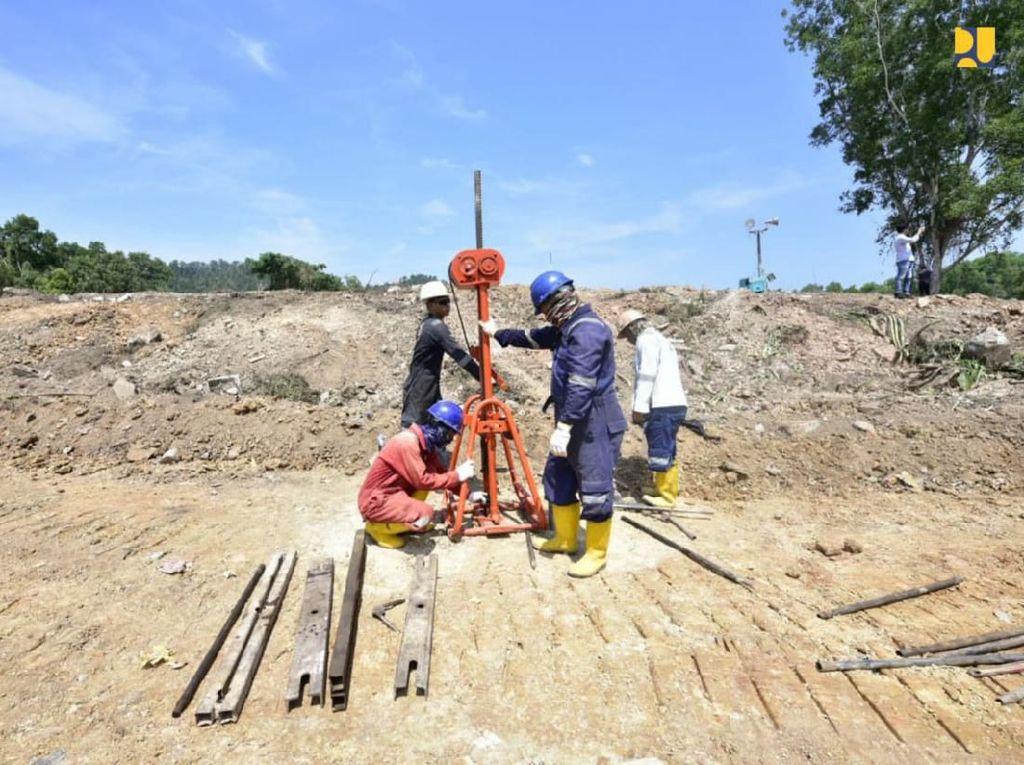 Progres Terkini Pembangunan Rumah Sakit Khusus Corona di Batam
