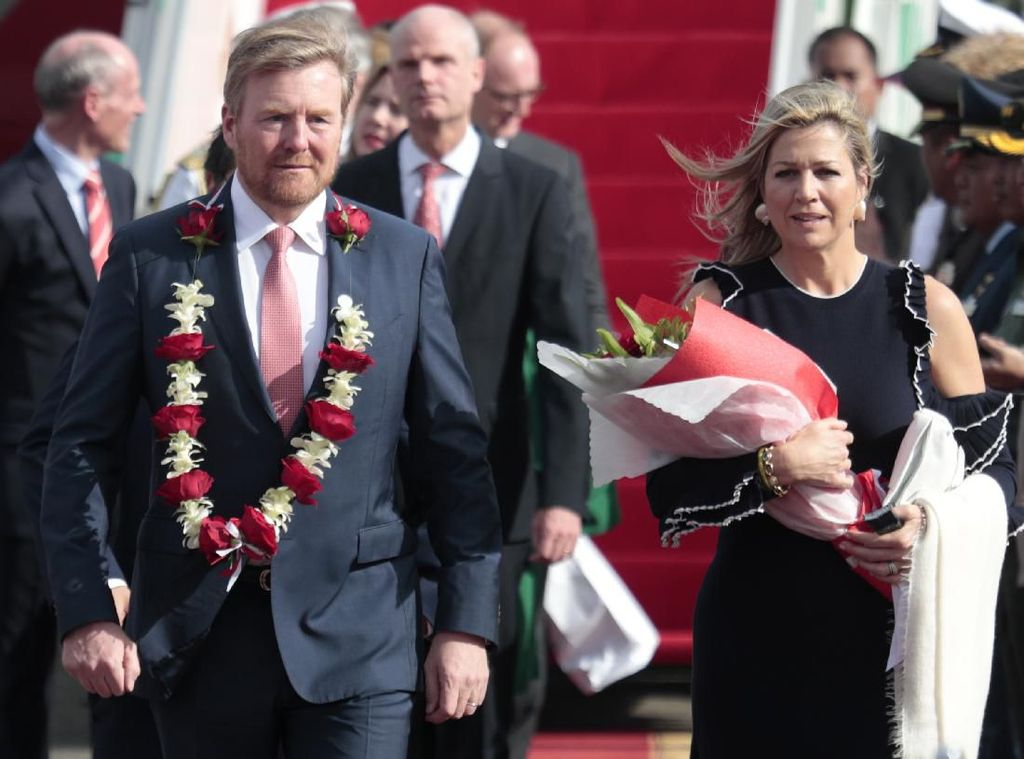 Datang ke Indonesia, Raja Belanda Juga Kunjungi Tempat Wisata
