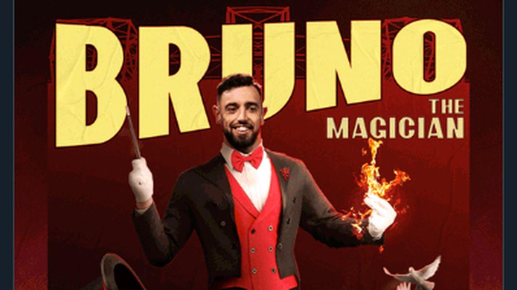 Ragam Meme Bruno Fernandes yang Merahkan Langit Manchester