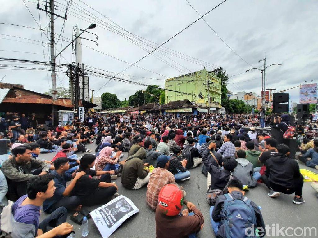 Polisi Terjunkan 300 Personel Amankan Aksi GejayanMemanggilLagi