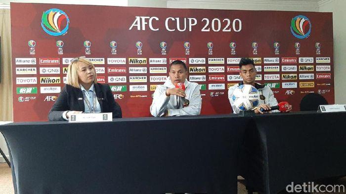 Kaya FC jelang lawan PSM Makassar di AFC Cup 2020.