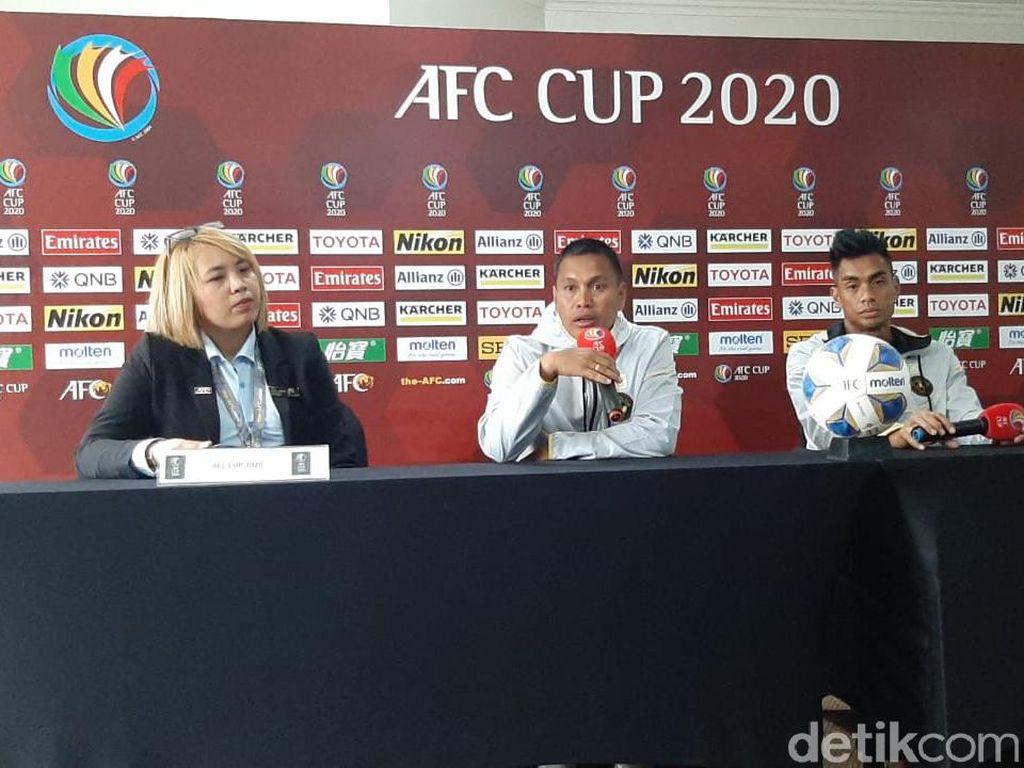 Pelatih Kaya FC: PSM Salah Satu Tim Terberat Grup H