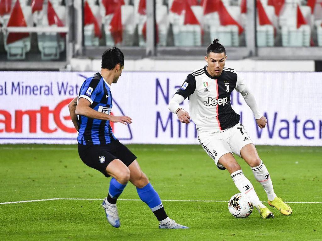 Inter Milan Vs Juventus Adalah Duel Harga Diri