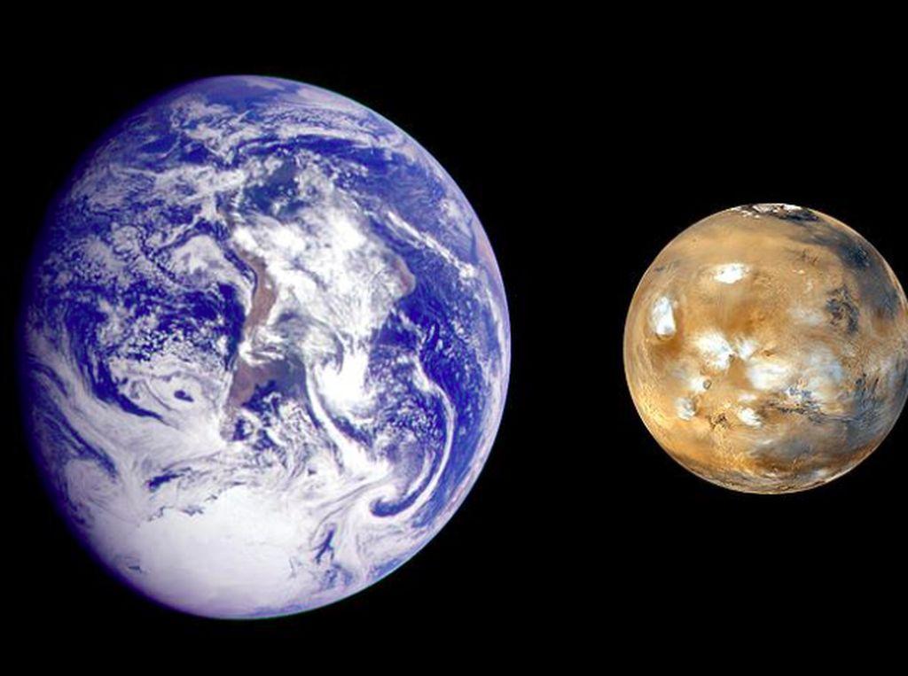 Lebih dari 237 Ribu Orang Indonesia Terbang ke Mars