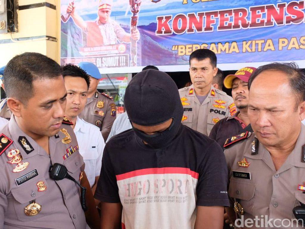 Motif Tersangka Bunuh-Perkosa Siswi MTs Tanjungbalai: Sering Tonton Video Porno