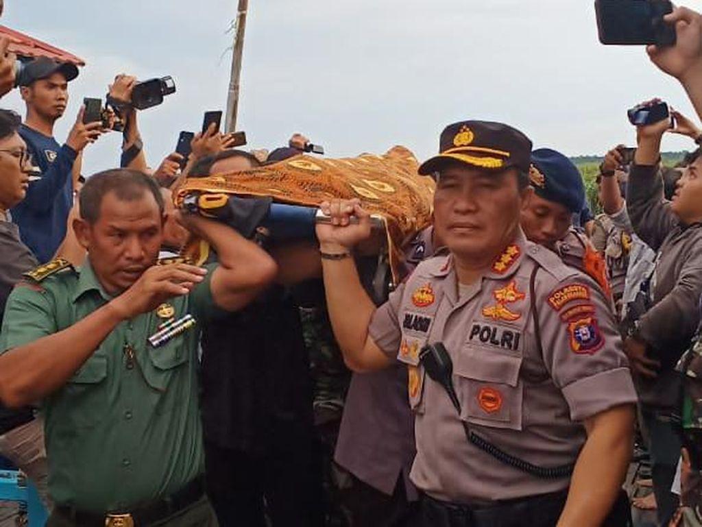 Kecelakaan Speedboat Paspampres di Palangka Raya: 2 Tewas, 4 Masih Dicari