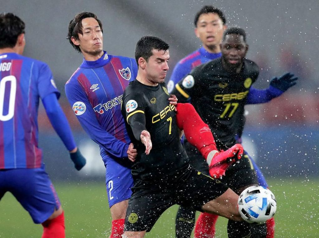 Bobol Bali United, Penyerang Ceres Negros Ukir Rekor Gol di Piala AFC