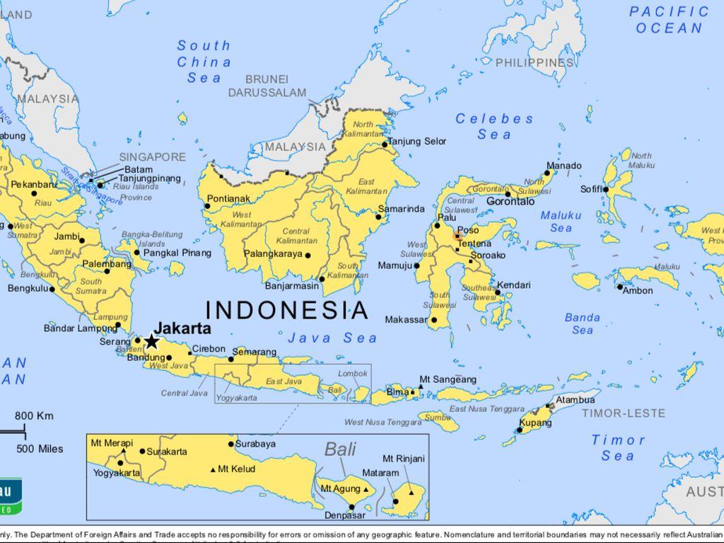 Hasil Sensus BPS: Penduduk Jawa Berkurang, Kalimantan Bertambah