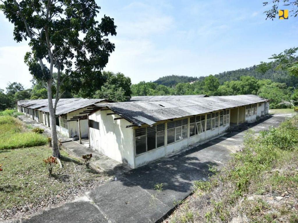 Dibangun 20 Hari, Ini Fasilitas Rumah Sakit Khusus Corona di Batam