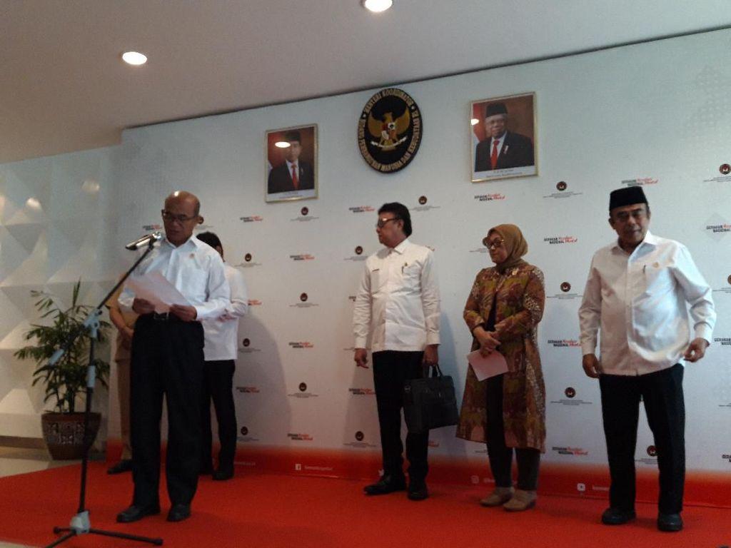 Pemerintah Revisi Libur, Menko PMK Ungkap Arahan Jokowi
