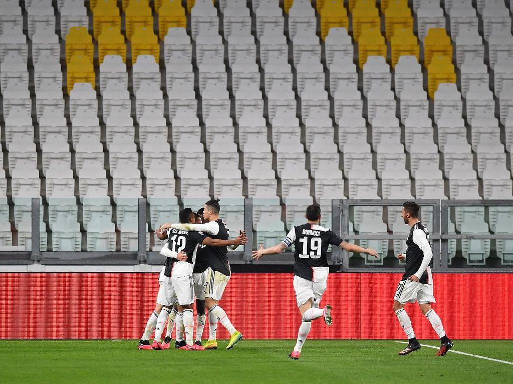 Resmi Potong Gaji Pemain, Juventus Tekan Pengeluaran Rp 1,6 Triliun