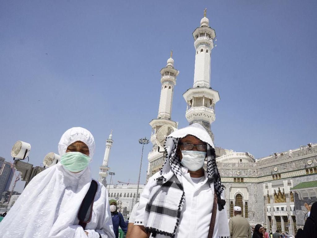 KBRI Riyadh Imbau WNI Tak ke Mekah-Madinah dan Hati-hati Sebar Info Corona