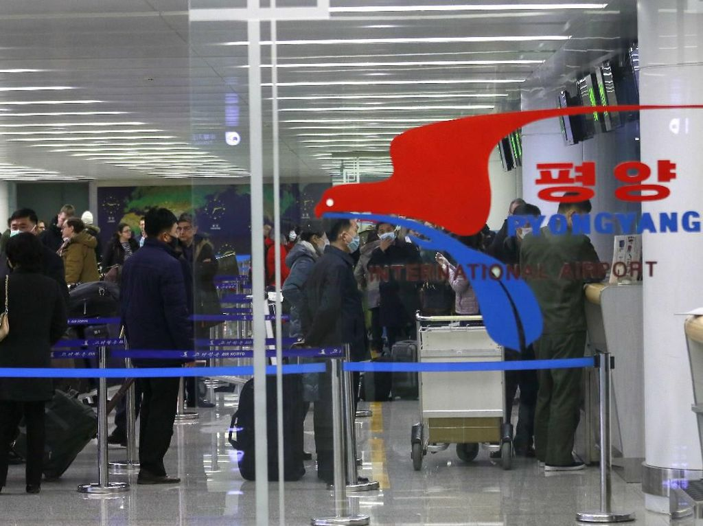 Turis Korea Utara Bisa Liburan ke Luar Negeri Nggak Sih?