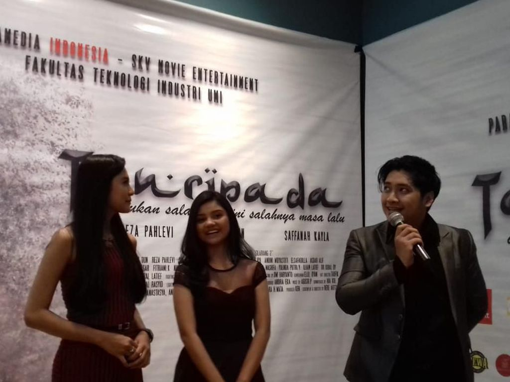 Film Lokal Tenripada Karya Sineas Makassar Resmi Diperkenalkan
