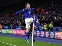 Vardy Buka Puasa, Leicester Akhirnya Menang Lagi