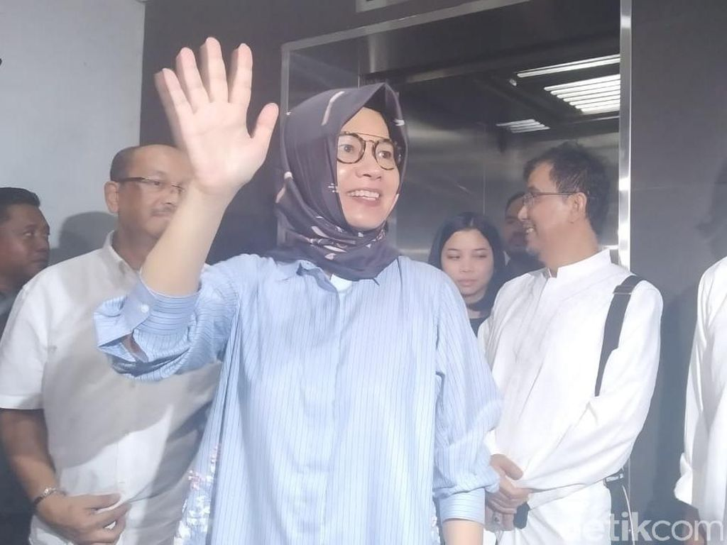 Divonis Lepas MA, Eks Dirut Pertamina Karen Keluar Tahanan Kejagung