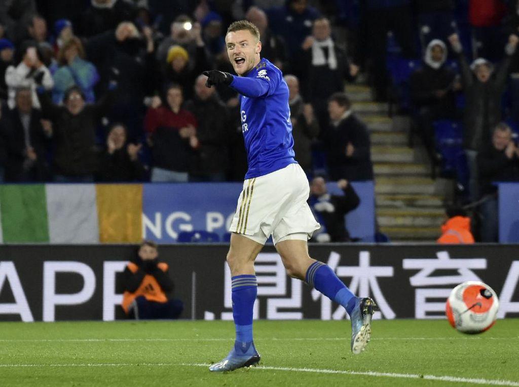Leicester Vs MU: Ancaman Pemain Tersubur Liga Inggris buat Setan Merah