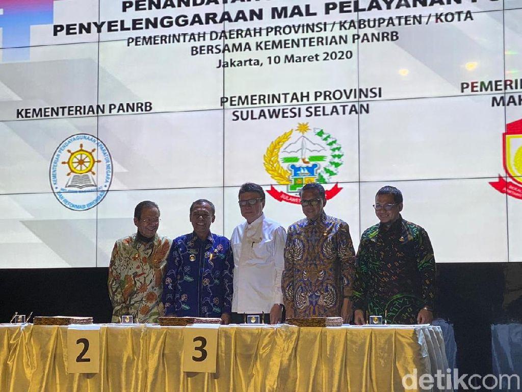 Pj Walkot Makassar Ingin Legalisir Ijazah Cukup ke Mal Pelayanan Publik