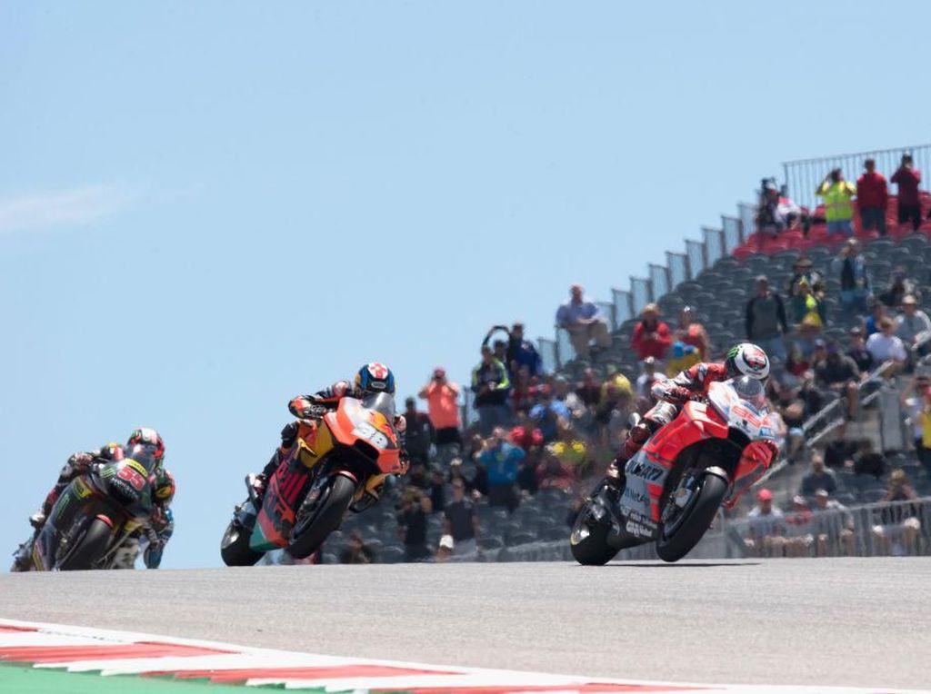 Daftar Balapan MotoGP, F1, dan Formula E yang Terpengaruh Virus Corona