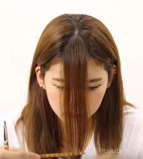 Tak Perlu Ke Salon Ini Cara Memotong Poni Tipis Ala Korea Yang Bisa Dilakukan Di Rumah