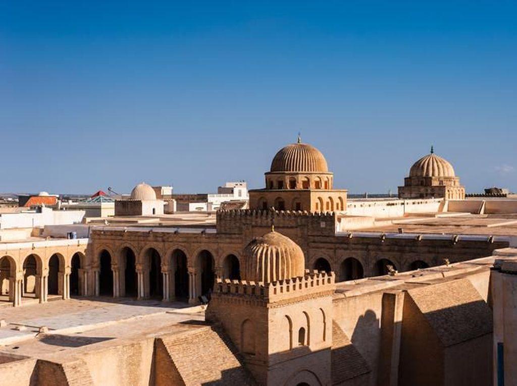 Masjid Agung Kairouan, Tertua dalam Sejarah Islam di Tunisia