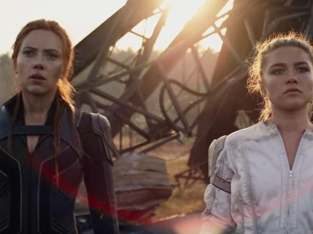 Akhirnya Terwujud, Film Black Widow Sempat Tak Disambut Scarlett Johansson
