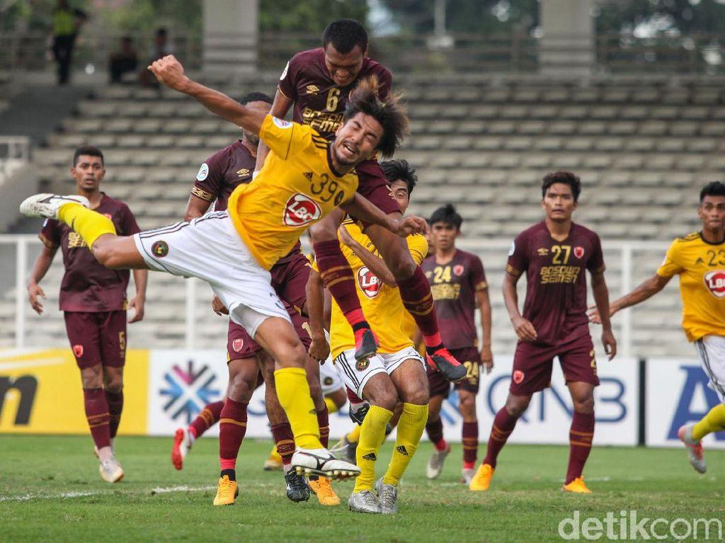 Sudah Lawan 10 Pemain PSM, Kenapa Kaya FC Susah Cetak Gol?