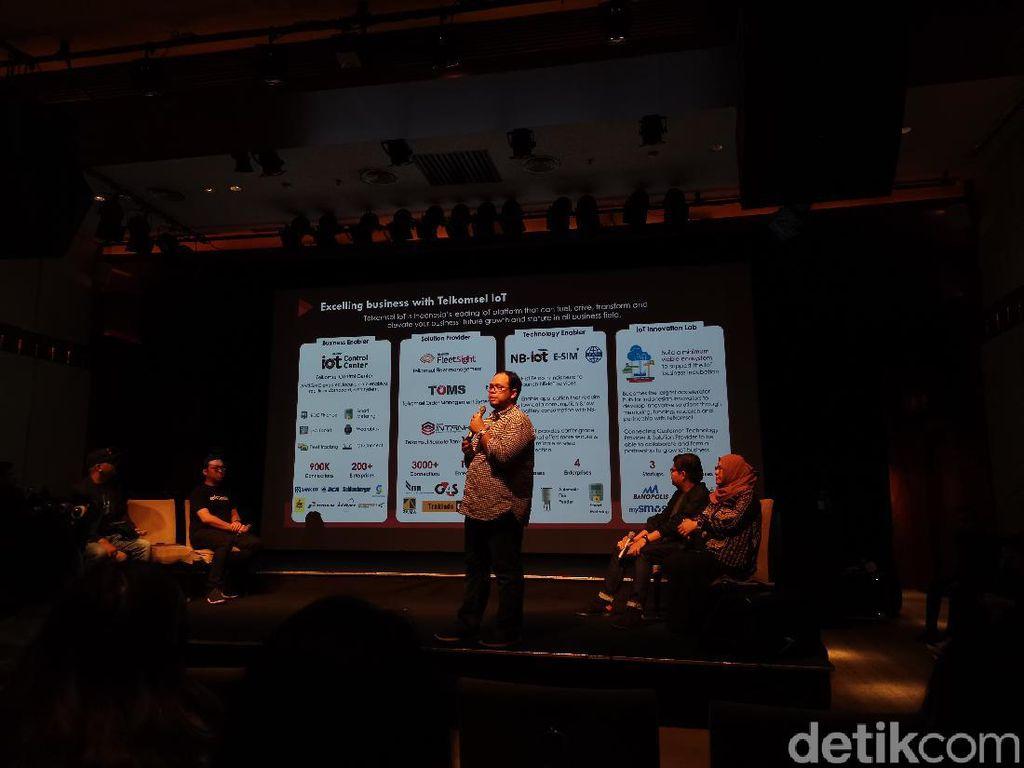 Telkomsel: Kami Sekarang Perusahaan Digital